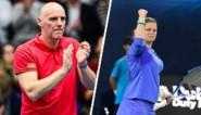 """Fed Cup-kapitein Johan Van Herck ontleedt eerste wedstrijd van Kim III: """"Haar spreidstand toont dat ze zich goed voelt"""""""