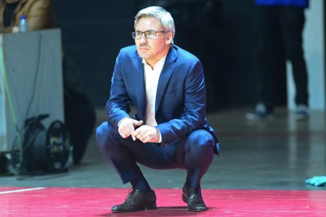 Coach Serge Crevecoeur verlaat Brussels en trekt naar Gravelines