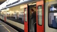 Treinverkeer in Gent herneemt