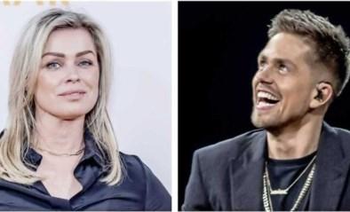 André Hazes (26) en zijn nieuwe vriendin Bridget Maasland (45) nu al uit elkaar