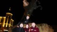 Ajuinen in Dendermonde, Safir in Denderleeuw: carnavalisten verspreiden 'Oilsjters DNA'