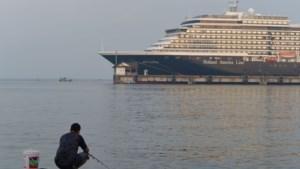 Coronavirus: thuisisolatie voor tien Belgische passagiers van cruiseschip Westerdam