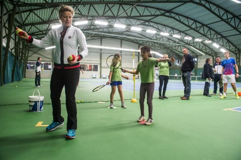 Kim Clijsters houdt naast goed gevoel ook aardig bedrag over aan haar nederlaag in Dubai