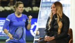 """Serena Williams noemt Kim Clijsters een inspiratiebron: """"Wow. Gewoon wow"""""""