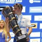 Remco Evenepoel gaat in de Algarve op zoek naar zijn tweede eindzege van het seizoen.