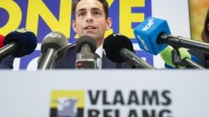 Vlaams Belang haalt kaap van half miljoen likes op Facebook