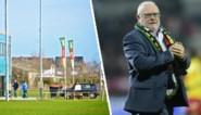 Speurders vallen binnen op het oefencomplex van KV Oostende in onderzoek naar voorzitter Frank Dierckens
