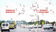 Werken als nooit tevoren: 38 grote werven op snelwegen