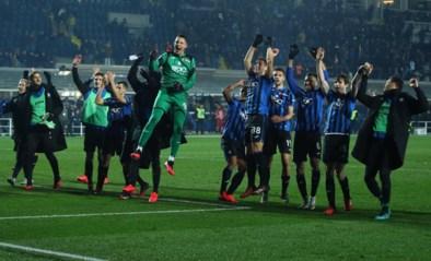 Atalanta wil Champions League-sprookje nog niet zien eindigen