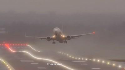 """""""Dat een vliegtuig rammelt, is net een goede zaak"""": zo slagen piloten er toch in om te landen tijdens een storm"""
