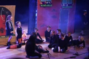Leerlingen schitteren op podium tijdens musical