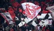 Boete van 1.000 euro voor Standard wegens werpen van bekers naar doelman KRC Genk