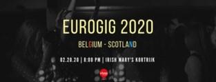 Kortrijk is eerste Belgische Eurogig-halte