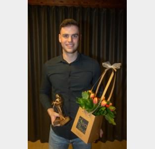 Max Vlassak wint kogelstoten, maar kan allicht fluiten naar Portugese meeting