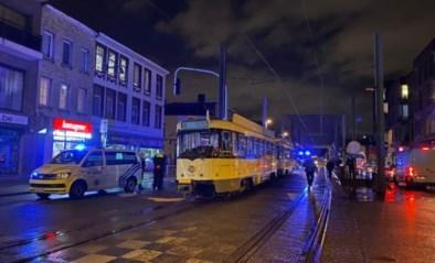 Vrouw overleden na ongeval met tram in Hoboken