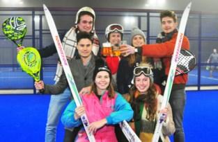 Padelski combineert padel, après-ski en vooral veel ambiance voor goede doel