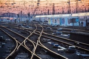 Geen treinverkeer tussen Dendermonde en Schellebelle