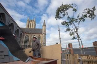"""Nieuw bezoekerscentrum 'Lam Gods' schiet op: """"Bankgarantie van 20 miljoen euro komt in orde"""""""