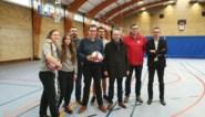 Avanti Brugge en ZVC Assebroeke spelen in vernieuwde zaal