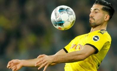 Emre Can wordt na twee weken op huurbasis bij Dortmund definitief overgenomen van Juventus