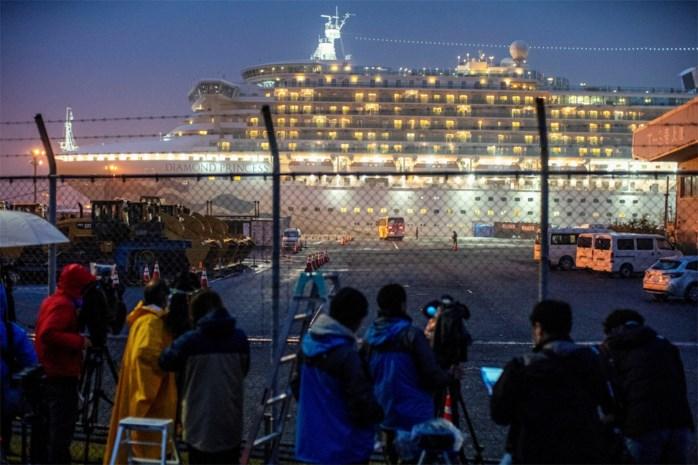 Van luxecruise naar 'drijvende gevangenis': bijna 3.000 passagiers leven al 14 dagen opgesloten door coronavirus