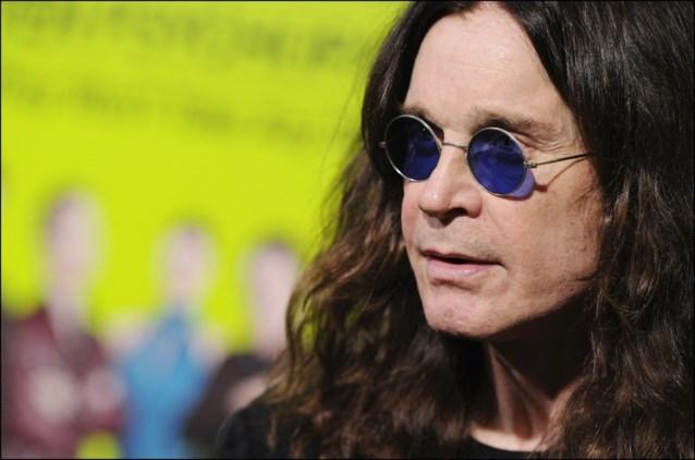 Ozzy Osbourne zegt tournee af om gezondheidsredenen