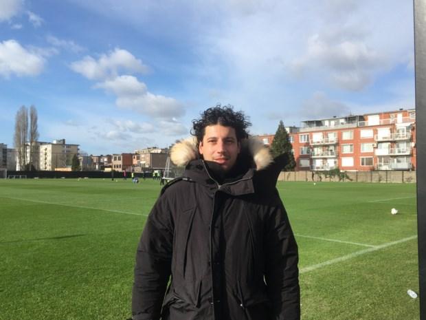 """Mario Carevic (ex-Lokeren en Kortrijk) op stage bij Antwerp: """"Ik wil in België als trainer aan de slag"""""""