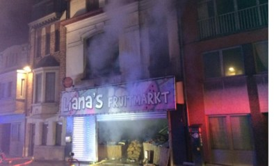 Man in rolstoel overleden bij brand in gebouw in Ninove