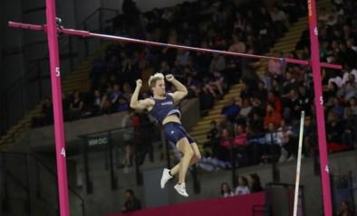 Ben Broeders vestigt nieuw Belgisch record polsstokspringen en mag naar de Olympische Spelen