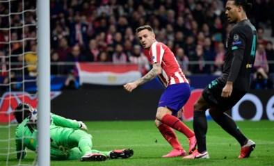 Atletico klopt wanhopig Liverpool met het kleinste verschil