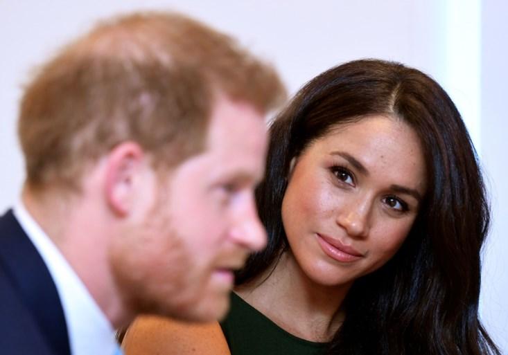 Vanaf 1 april zijn Harry en Meghan hun koninklijke titels kwijt
