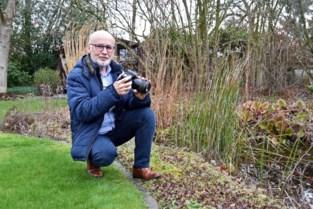 Godfried (68) krijgt uiterst zeldzame vlieg voor zijn lens