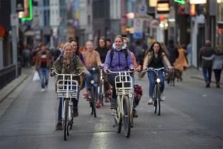 Binnenkort 'wijkfietszones' in Gentse binnenstad?