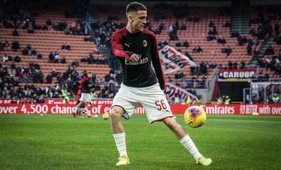 Pech voor Alexis Saelemaekers: Milan-nieuwkomer ligt in de lappenmand
