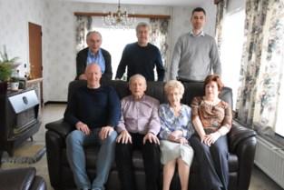 Marcel en Josephine 65 jaar getrouwd