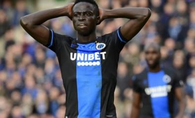 Aderlating voor Club Brugge: Krépin Diatta haakt geblesseerd af tegen Manchester United