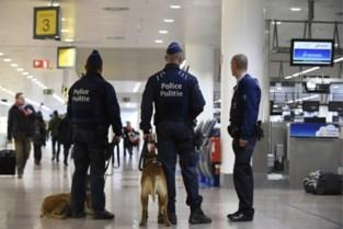 """Luchtvaartpolitie houdt vrijdag stiptheidsacties op Brussels Airport: """"Niet om de reizigers te pesten"""""""