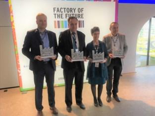 Audi Brussels mag zich voortaan Fabriek van de Toekomst noemen
