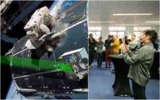 Ruimteschip met Antwerpse modem aan boord met succes gelanceerd
