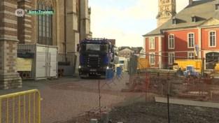 Sint-Truiden bant vrachtwagens uit stadskern