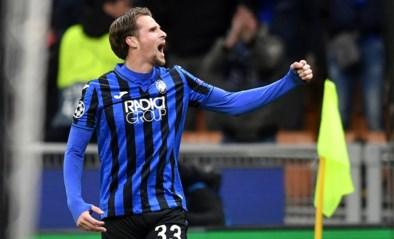 Het kleine Atalanta blijft stunten in Champions League (maar zonder Timothy Castagne)