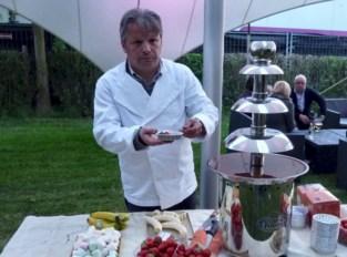 Kuros verkoopt paaseitjes van Tony Boeckaert