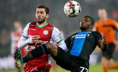 Luka Zarandia (Zulte Waregem) wordt verhuurd aan Kazachse club