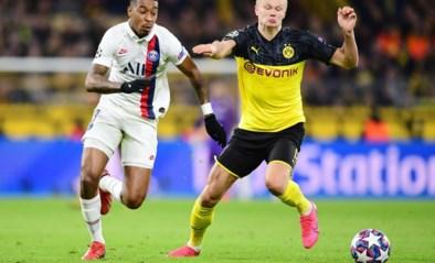"""Jacques Borleé en Kim Gevaert analyseren waanzinnige spurt van Dortmund-spits Erling Haaland: """"Maar er niet meteen Usain Bolt van"""""""