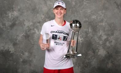 Nieuw contract in WNBA legt Emma Meesseman geen windeieren: Belgian Cat zit in select clubje van topverdieners