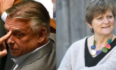 Koning stelt liberaal duo Patrick Dewael (Open VLD) en Sabine Laruelle (MR) aan om politieke crisis te ontmijnen