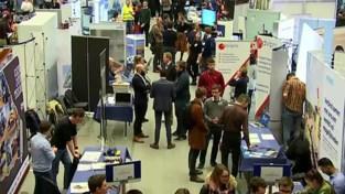 Jobbeurs Groep T ontgroeit eigen gebouw: verhuis naar Sportoase