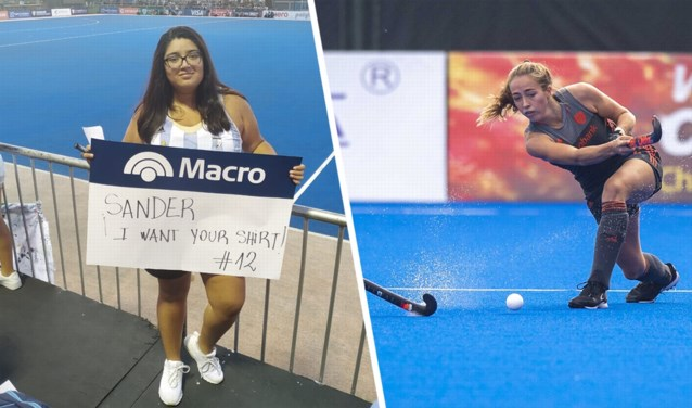 """Nederlandse tophockeyster blundert met brutale belediging aan vrouw die truitje van haar vriend wil: """"Haha, dikke trol"""""""