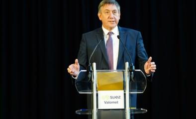 """Jan Jambon tijdens speech in Gent: """"Geen tomaten? Dan kunnen we verder"""""""