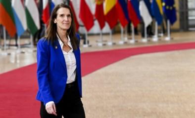"""Premier Wilmès wil """"moeilijke situatie"""" verbeteren voor België"""